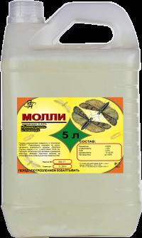 МОЛЛИ (5 ЛИТРОВ)